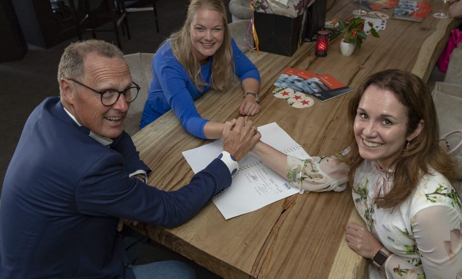 Rabobank zet partnership MKB Westland voort!