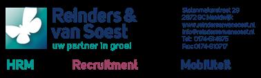 Reinders & van Soest