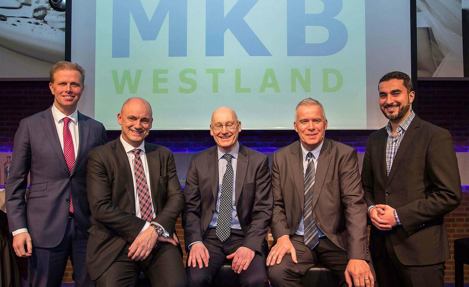 Wethouders aan het woord tijdens MKB Westland Snertbijeenkomst