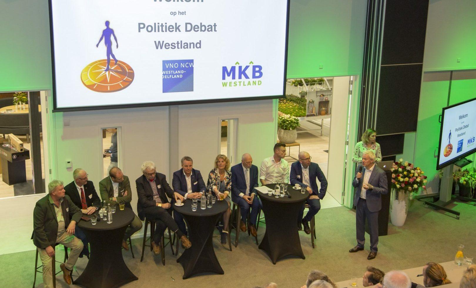 Politiek Debat 2018