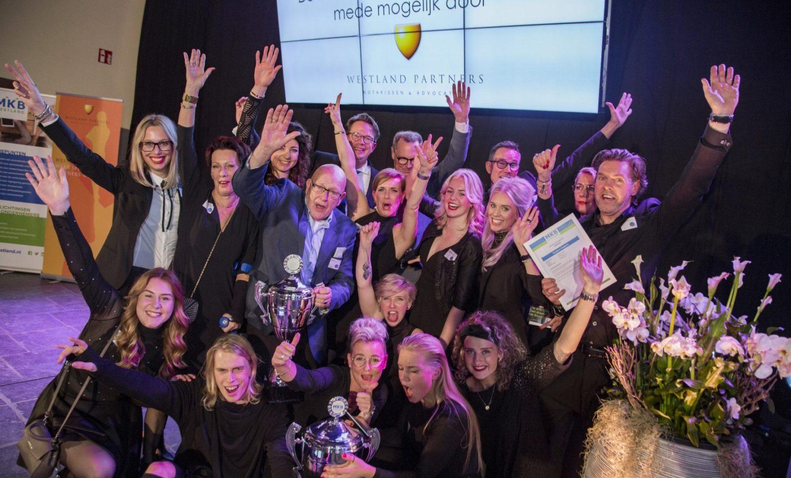 Tendenz Kappers wint MKB Westland Partners Ondernemersprijs 2017