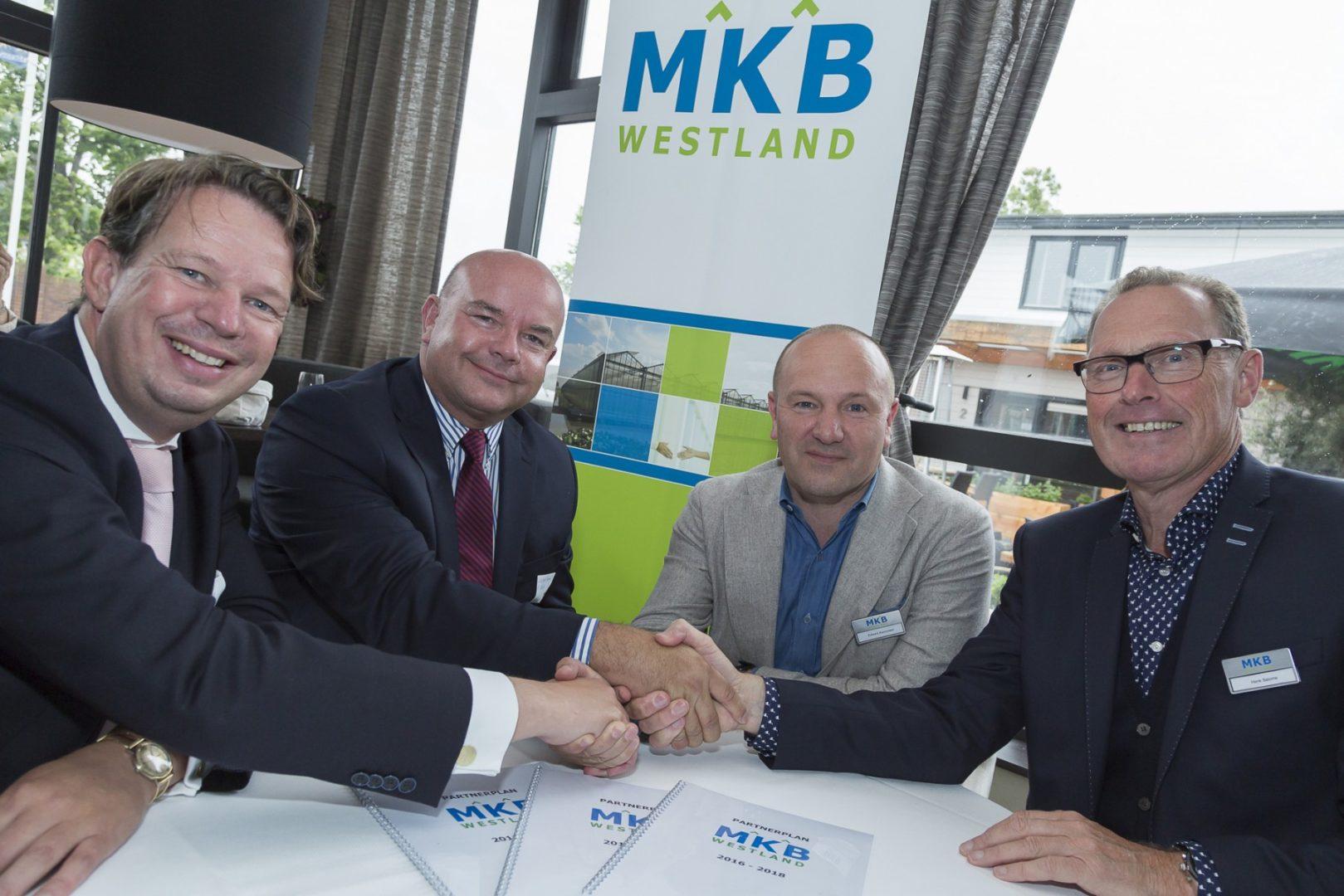 Westland Partners blijft komende 3 jaar sponsor van MKB Westland Partners Ondernemersprijs