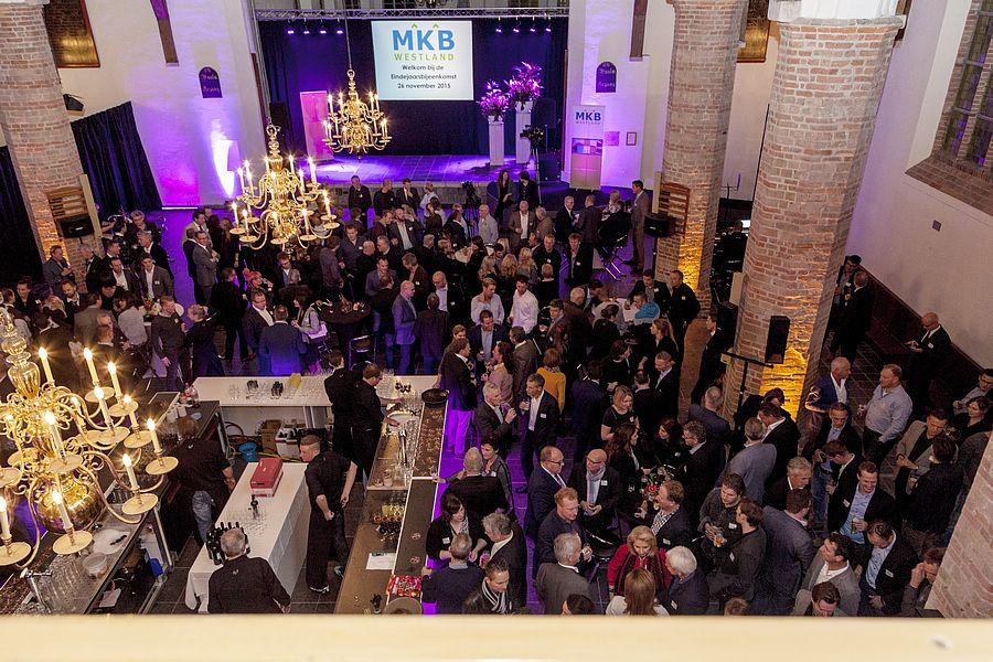 Greve Banden wint MKB Westland Partners Ondernemersprijs 2015