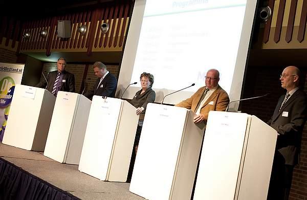 Snertbijeenkomst MKB Westland met wethouders als speciale gasten