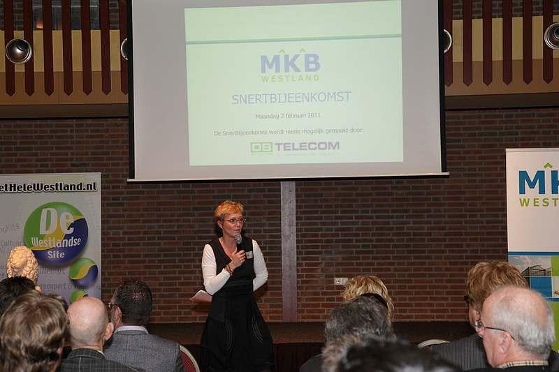 MKB Westland Snertavond 18 februari 2010