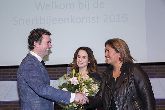 Jennifer Fluitman en Shirley Schelkers nieuwe bestuursleden MKB Westland