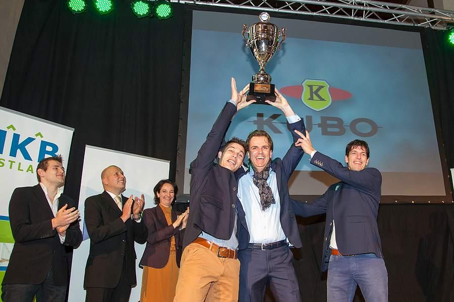 KUBO wint MKB Westland Partners Ondernemersprijs