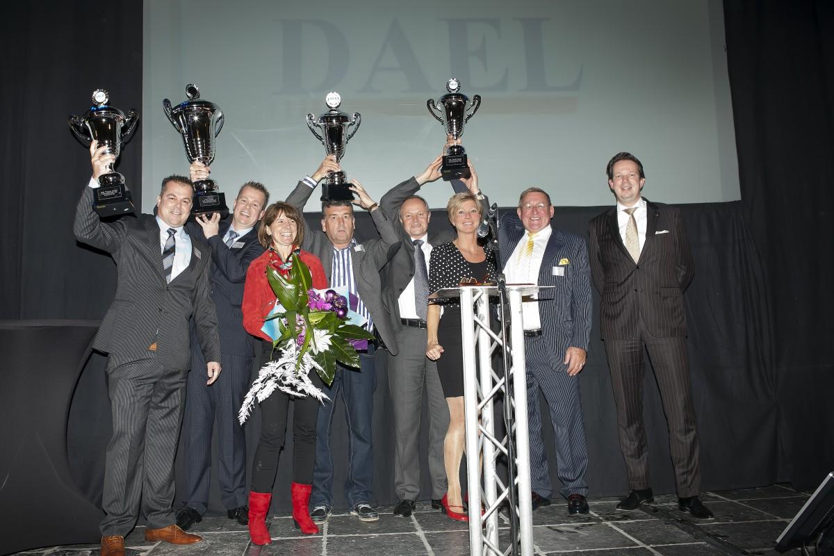 DAEL wint zesde MKB Westland Partners Ondernemersprijs