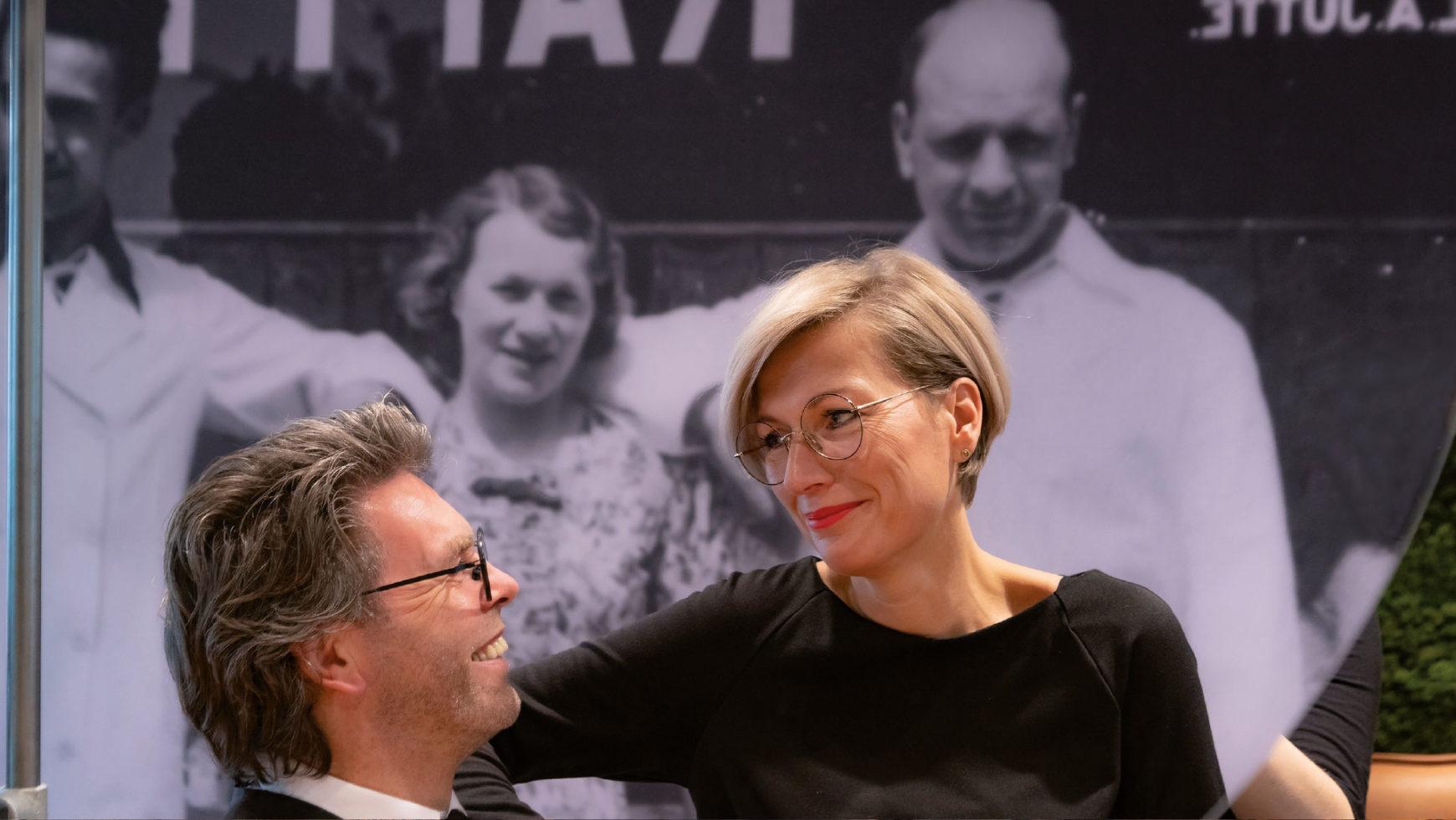 Esther Starrenburg van Tendenz Kappers blikt terug op  het afgelopen succesjaar