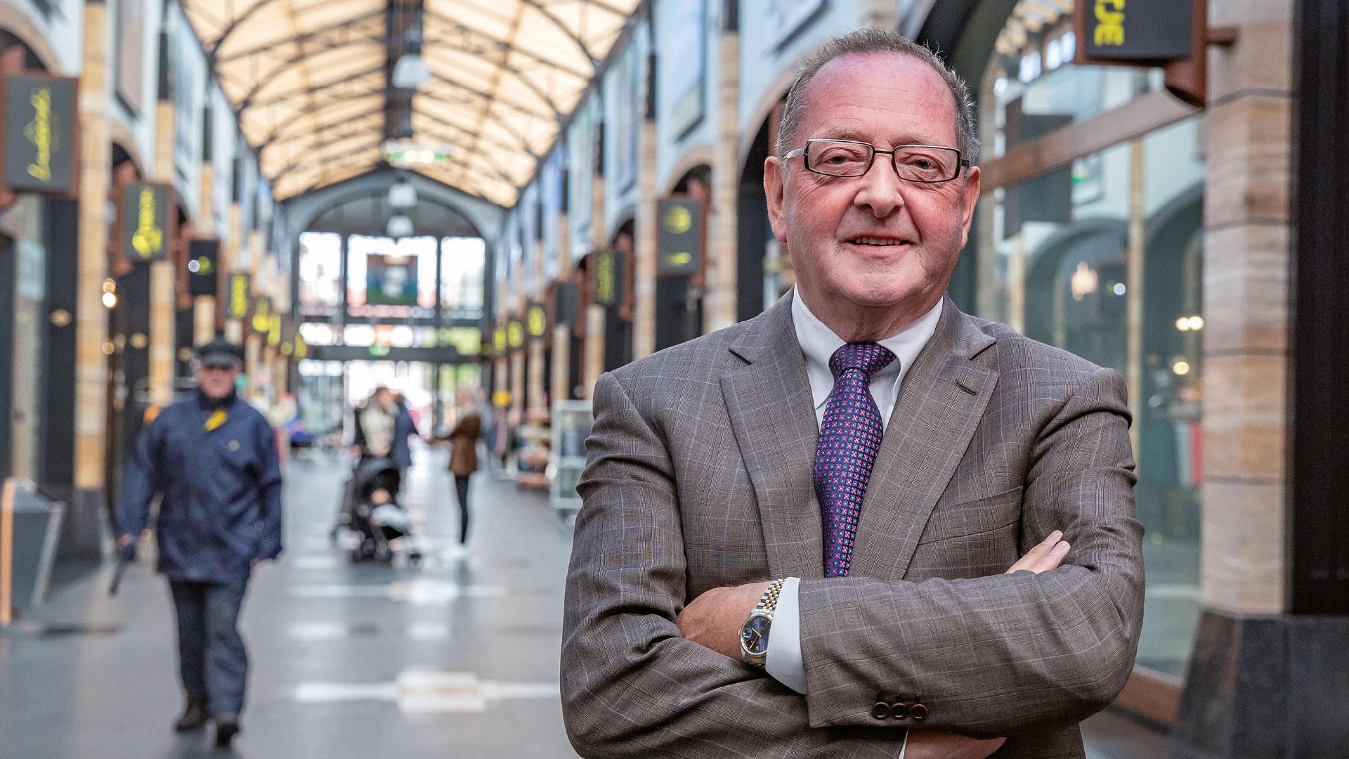 Gerrit Prins: Van verkoper  tot commisseur!