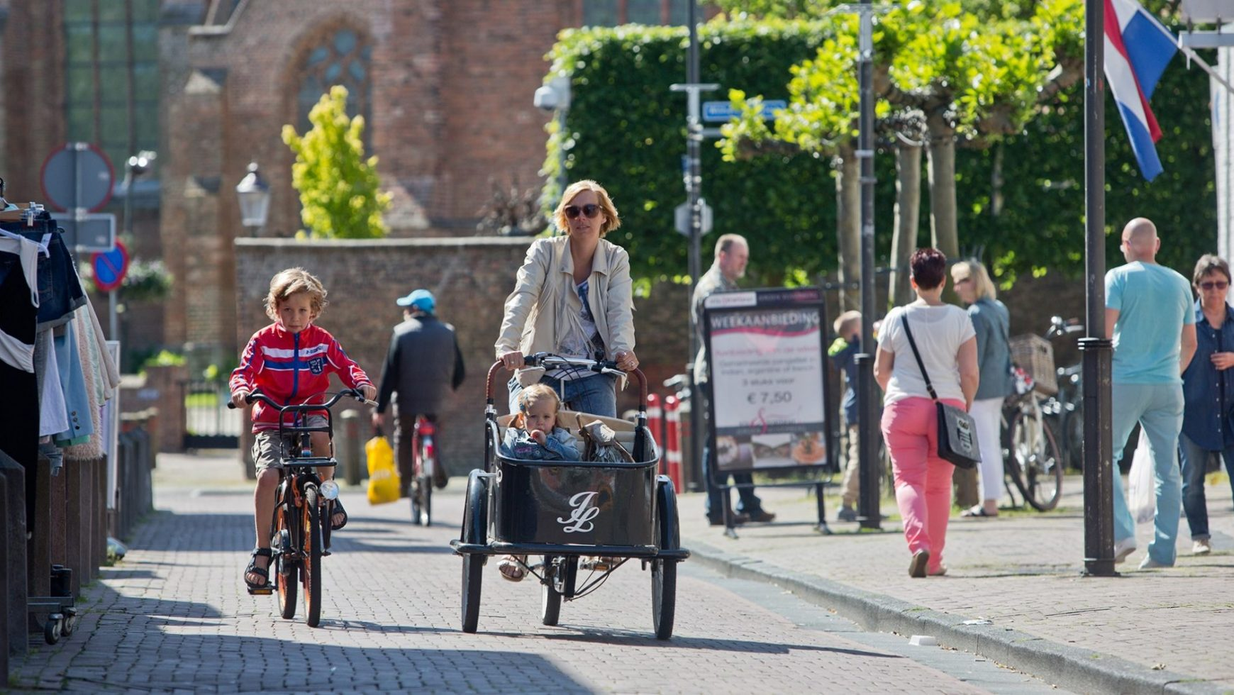 MKB Westland positief over ontwikkelingen in Naaldwijk!