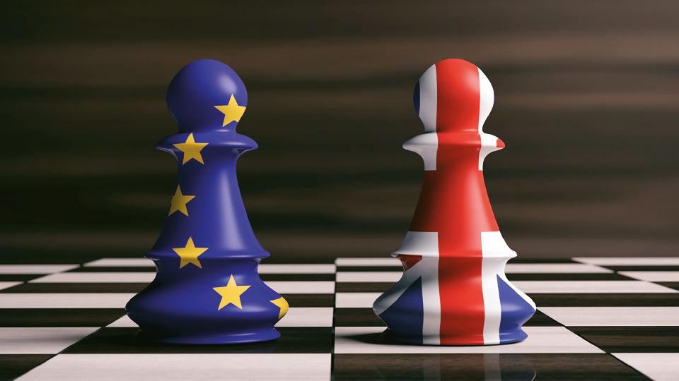 Brexit drukt stemming bedrijfsleven