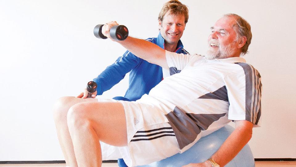 Ondernemers opgelet:  Investeer in je gezondheid, start met Personal Training