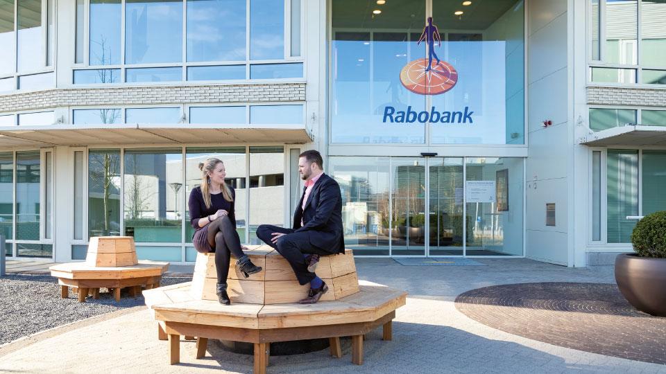 Team young professionals Rabobank Westland
