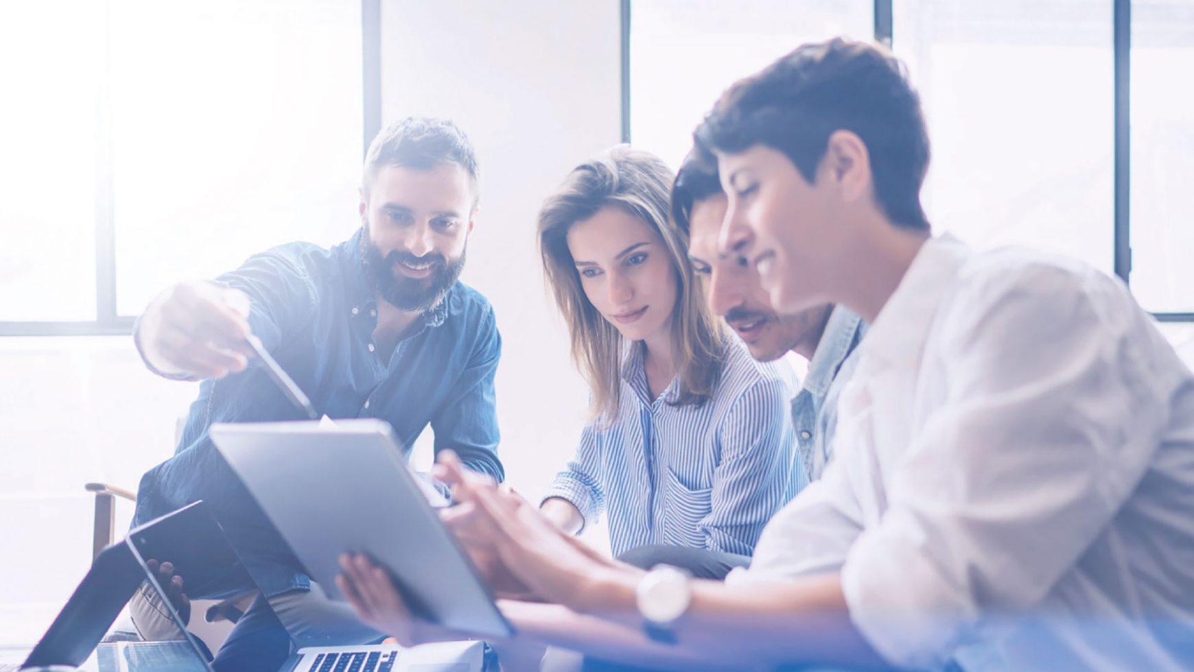 Modern Workplace  Slim en makkelijk samenwerken