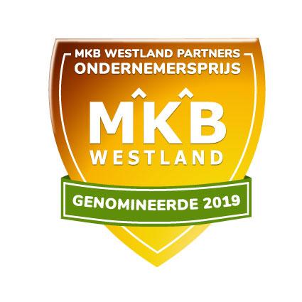 Genomineerden MKB Westland Partners Ondernemersprijs 2019 bekend