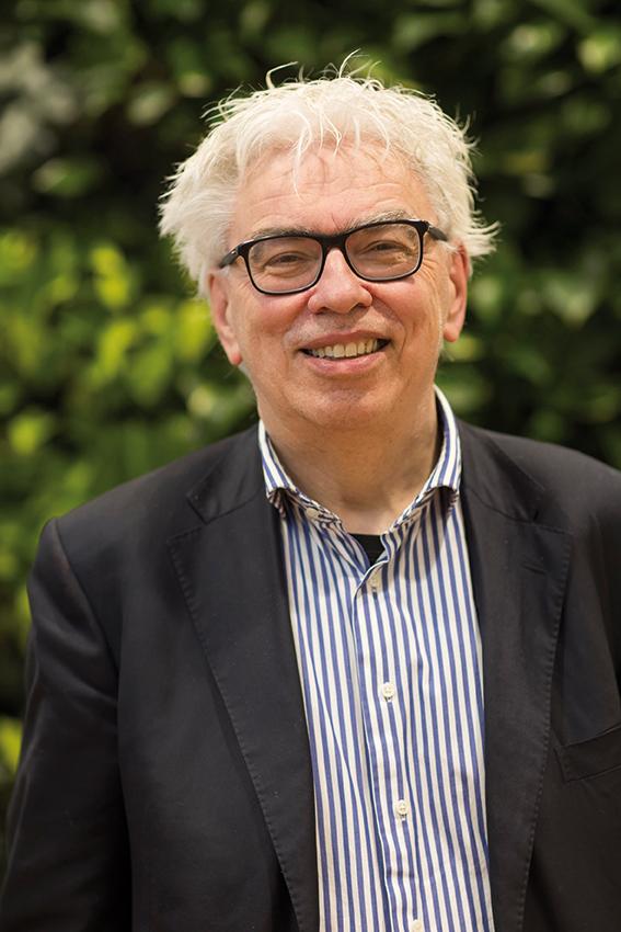Fractievoorzitter Peter Duijsens, Westland Verstandig