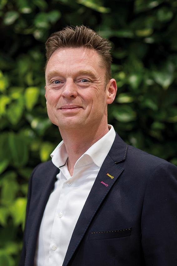 Fractievoorzitter Sander Zuyderwijk, VVD Westland