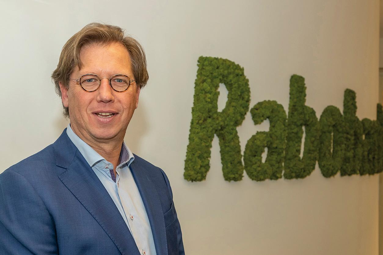Rabobank Westland presenteert John Hagers  als nieuwe directeur Bedrijven