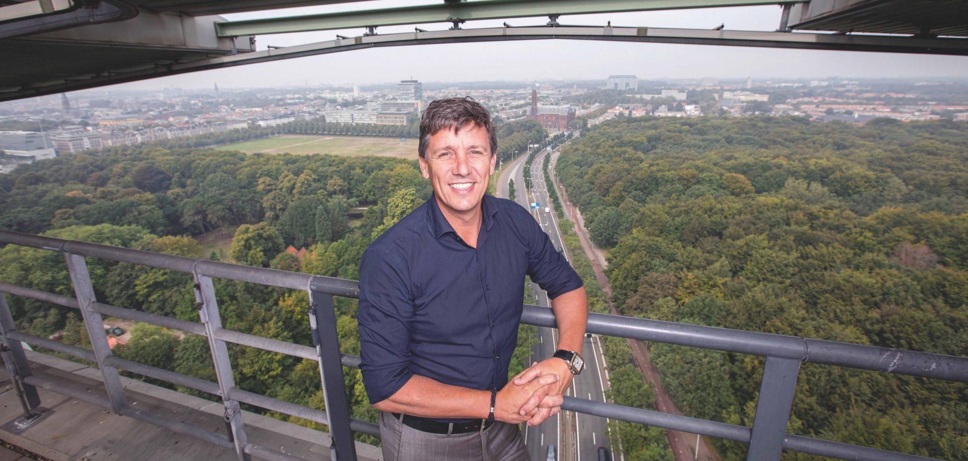 Interview voorzitter Jacco Vonhof, MKB Nederland