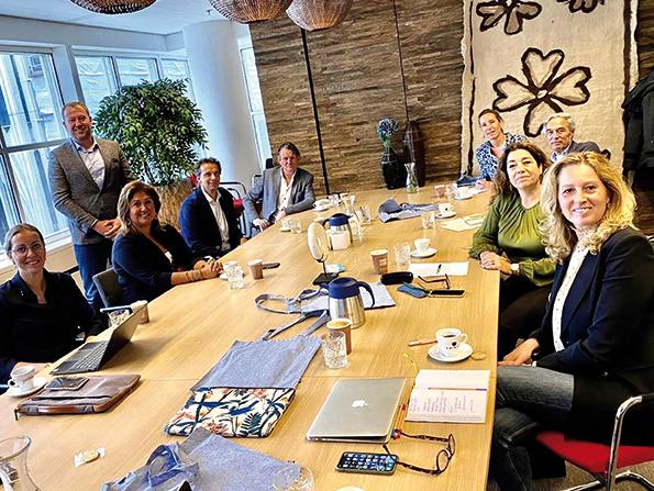 MKB Westland en MKB Den Haag halen banden aan