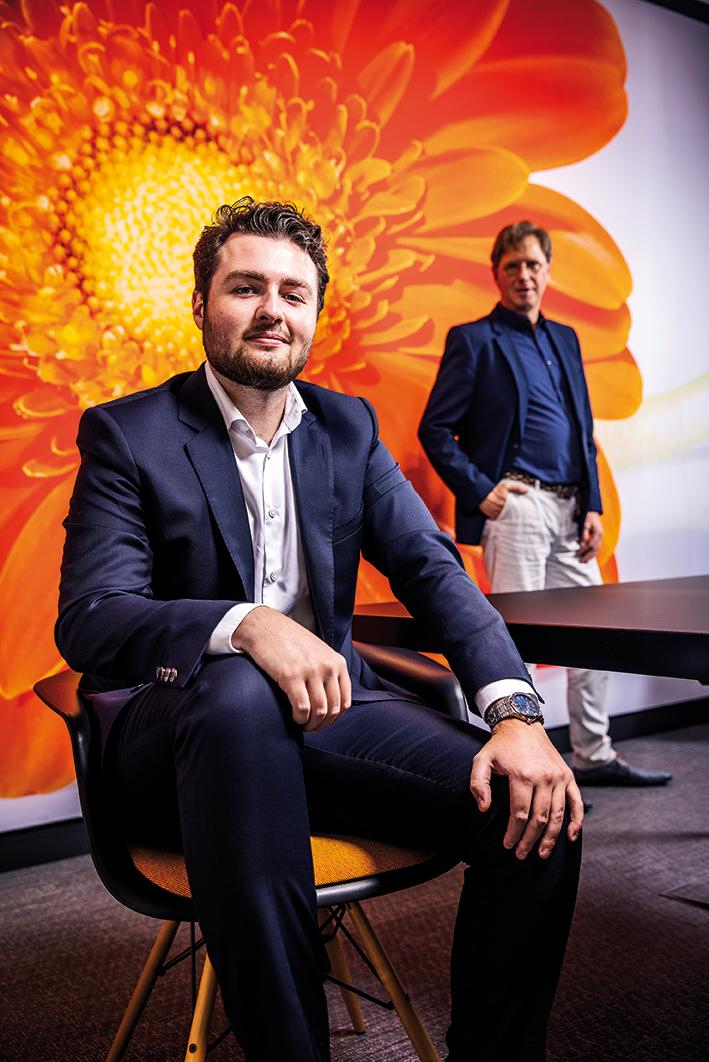 Startup en Scale-up Team past uitstekend  bij innoverende Rabobank 'Wij zorgen dat  een goed idee echt een kans krijgt'