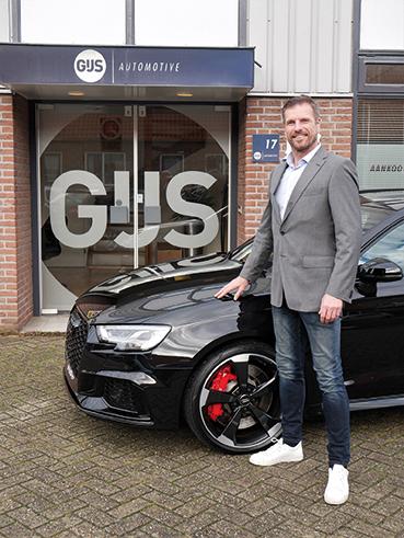 NIEUWE LEDEN: Carlo van den Berg  van GIJS  Automotive
