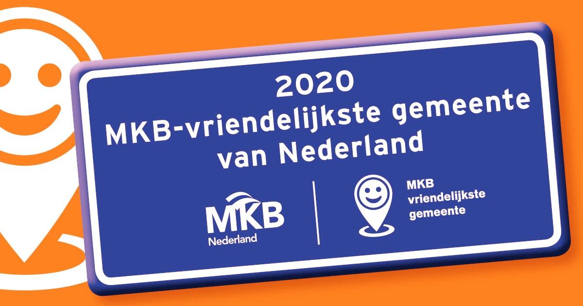 De MKB-vriendelijkste gemeente van Nederland