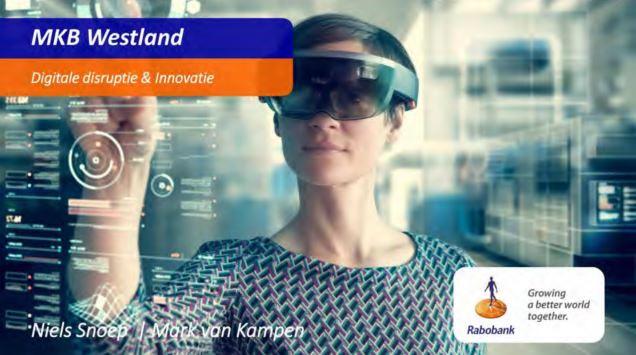 Digitalisering en innovatie