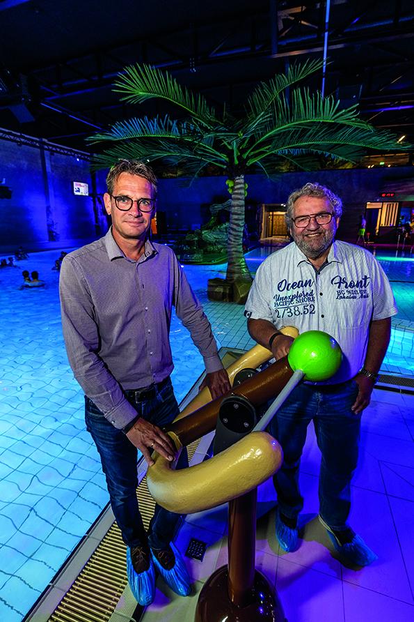 'Nieuw hoofdstuk Zwembad De Boetzelaer in Monster'