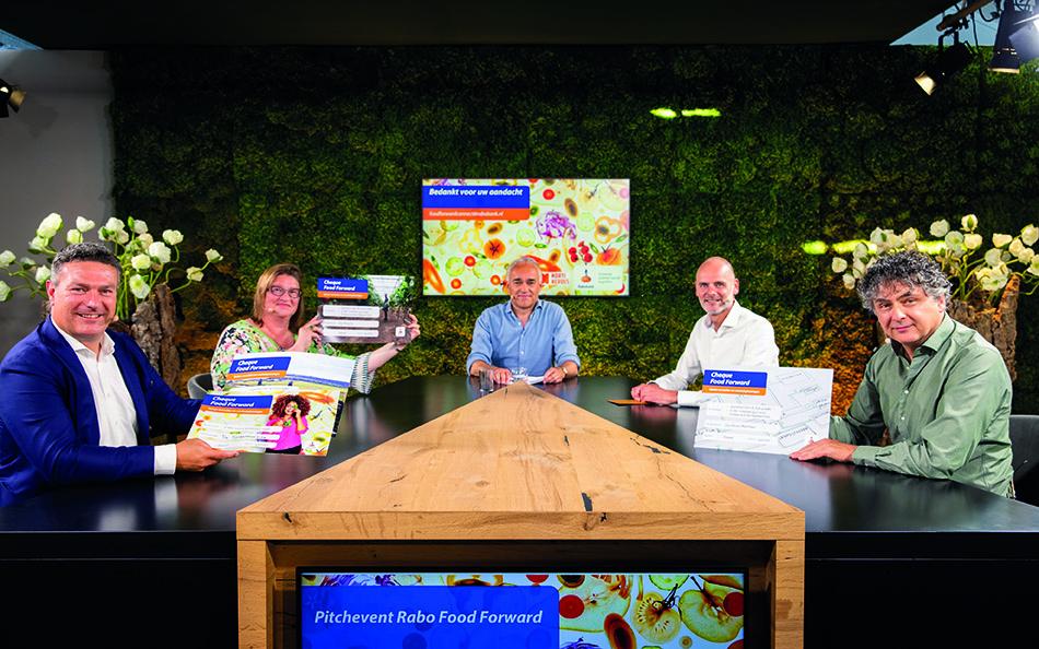 De 3 concepten van het Rabo Food Forward programma