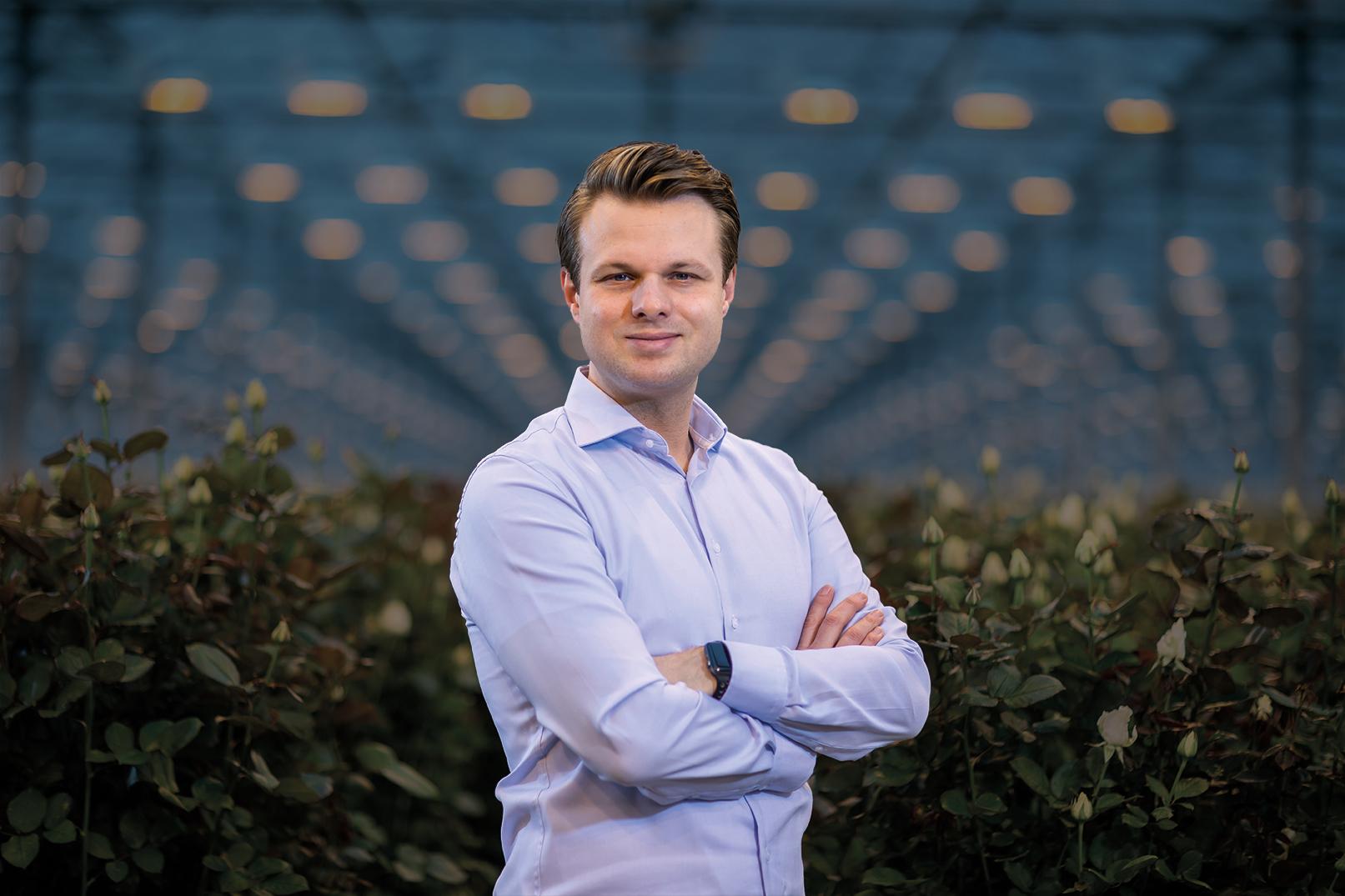 PETER VALSTAR  'Kamerlid Peter Valstar vindt zijn draai aan Binnenhof'