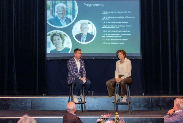 Landelijke kopstukken spreken in Westland over Brede Welvaart